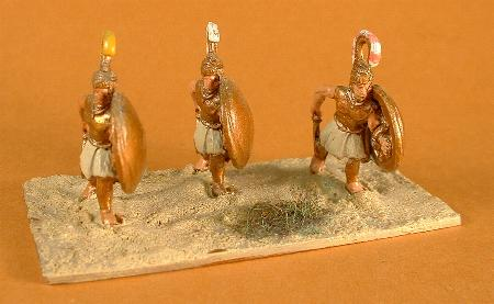 NBA15 Mycenian Greek Swordsman advancing