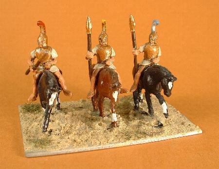 NBA23 Greek Cavalry with Javelin