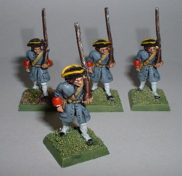 French Line Infantry (SYWF1)