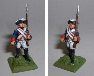 Prussian Musketeer Marching (SYWP1)