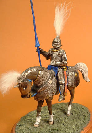 Wars Of The Roses/15C Mounted Knight