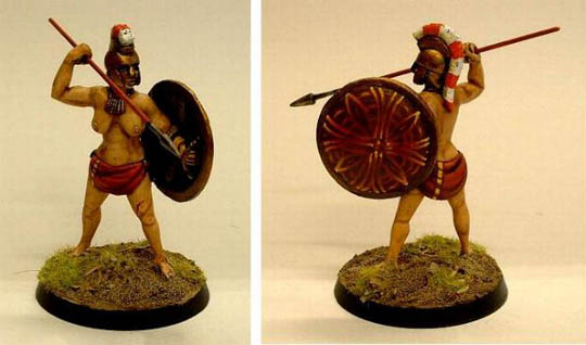 Female Gladiator