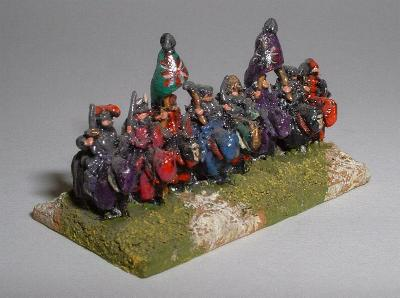 Evil Knights mounted (EK1)