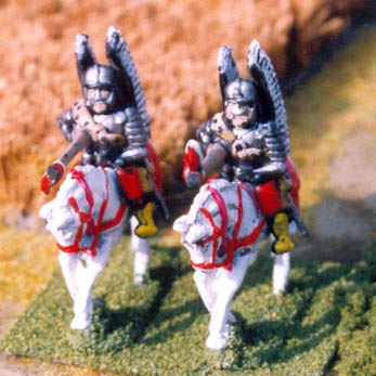 R91 Polish winged hussar